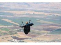 Yamaç paraşütçülerinin yeni gözdesi Kahramanmaraş