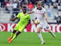UEFA Avrupa Ligi: Beşiktaş: 3 - Sarpsborg: 1 (Maç sonucu)