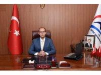 Çatak Kaymakamı Türkmen görevine başladı