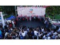 Gastroantep festival korteji renkli görüntülere sahne oldu