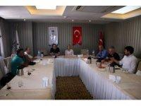Yerel Medya Çalıştayı Kilis'te yapıldı