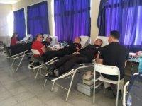 POMEM öğrencileri 80 ünite kan ve 34 kök hücre bağışında bulundular