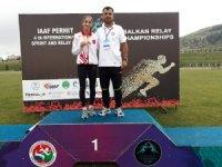 Vanlı atlet Solmaz, Türkiye'yi Ukrayna'da temsil edecek
