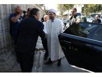 """Diyanet İşleri Başkanı Erbaş: """"Kalbi camilere bağımlı olan bir gençlik yetiştirelim"""""""
