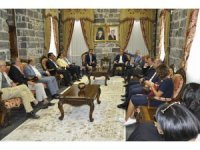 Bakan Ersoy'dan Diyarbakır'a turizm müjdesi