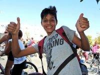 Çeşme'de Avrupa Hareketlilik Haftası etkinlikleri