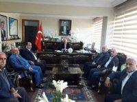 Başkan Demirtaş, Kaymakam Çorumluoğlu'na Gülüç'ü anlattı
