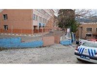 Tosya'da okula silahla ateş eden şahıs tutuklandı