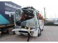 Kocaeli'deki öğrenci servisi kazasında ölü sayısı 2'ye yükseldi