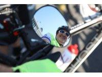 500 bisikletli TEKNOFEST'e pedal çevirdi