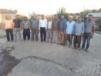 Başkan Erdoğan köylerdeki hizmetleri yerinde inceledi