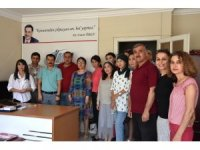 Kazakistanlı gazeteciler İhlas Haber Ajansını yakından tanıdı