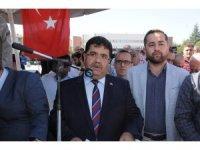 MHP'den vatandaşa aşure ikramı
