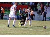 Amed Sportif sahasında kazandı