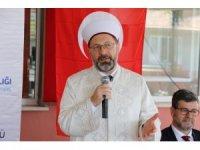 Diyanet İşleri Başkanı Erbaş'tan ebeveynlere çağrı