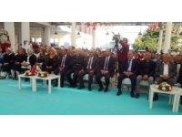 Göybaşı'nda Zübeyde Hanım Kültür Merkezi'ne görkemli açılış
