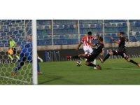 Spor Toto 1. Lig:  Adanaspor: 0 - Boluspor: 1 (İlk yarı sonucu)