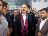 İçişleri Bakanı Soylu Trabzon Tanıtım Günleri'ne katıldı