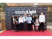 İstanbulLight 2018 Fuarı'na Karesili gençler damga vurdu