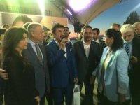 Ahmet Selçuk ilkan Kdz Ereğli'de hayranlarıyla buluştu