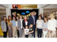 Başkan Taşdelen'den yenilenen okullara ziyaret