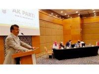 AK Parti Van İl Başkanlığı Stratejik Eylem Planı hazırlandı