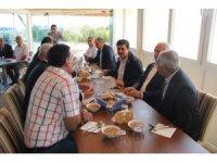 Erzincan'da 10 bin kişiye aşure dağıtıldı