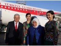 TBMM Başkanı Yıldırım, Özbekistan'da