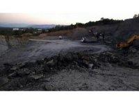 Bir gün önce milletvekilinin incelediği hastane inşaatındaki kazada bir kişi öldü