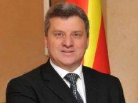 Makedonya Cumhurbaşkanı İvanov referandumu boykot edecek