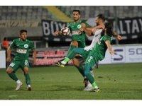 Spor Toto 1. Lig: Altay: 0 - Giresunspor: 1