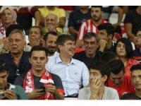Spor Toto Süper Lig: Antalyaspor: 2 - DG Sivasspor: 1 (Maç sonucu)