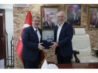 Bakan Yardımcısı Eldemir, Kütahya Belediyesi'ni ziyaret etti