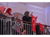 Cumhurbaşkanı Erdoğan New York'ta Türk - İslam âleminin temsilcileriyle buluştu