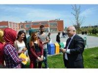 Rektörü Prof. Dr. Gönüllü'nün yeni akademik yılı mesajı