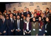 Cumhurbaşkanı Erdoğan TÜRKEN Vakfı geleneksel gala yemeğine katıldı