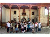 BİLSEM öğrencilerine ilk ders 'Kültür ve Medeniyet'