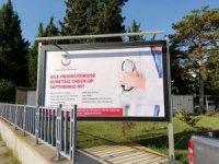 Yalova'da ücretsiz check-up hizmeti başladı