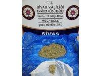 Sivas'ta uyuşturucu operasyonları: 4 tutuklama