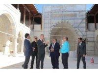 Gökmedrese İslam Bilim ve Teknik Müzesi olacak