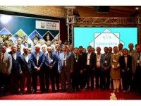 Akın ve Çetin Tarihi Kentler Birliği Şanlıurfa buluşmasında