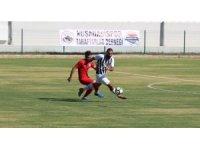 Manavgat Belediyespor'da galibiyet sevinci