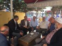 Başkan Toltar halkla beraber