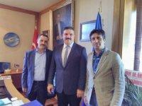 Erzurum Kültür Konseyi'nden Rektör Çomaklı'ya kutlama