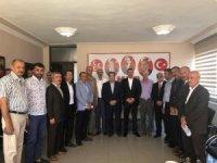 MHP'de 5 ilçeye yeni başkan atandı