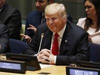 Trump BM toplantısında uyuşturucu problemi üzerine konuşma yaptı