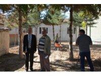 Başkan Bozkurt Taşlıca Kur'an Kursunu ziyaret etti