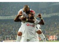 Spor Toto Süper Lig: Fenerbahçe: 0 - Beşiktaş: 1 (İlk yarı)