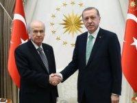 AK Parti ile MHP ittifak görüşmelerine başlıyor!