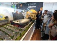 Avrupa'nın en iyi uzay havacılık merkezi TEKNOFEST'e damga vurdu